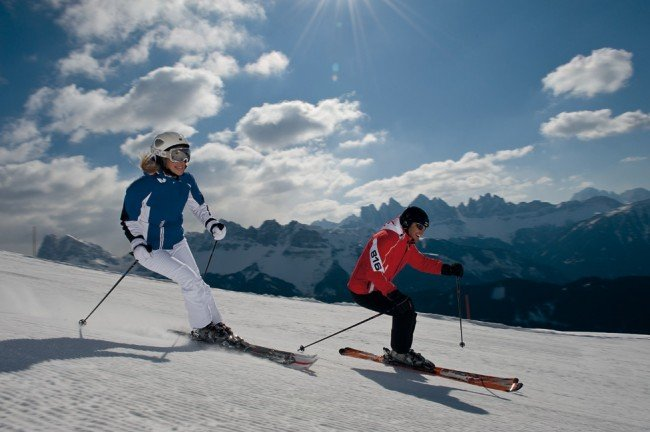 Ski holidays in Bressanone/Plose – fun on the slopes in powder snow