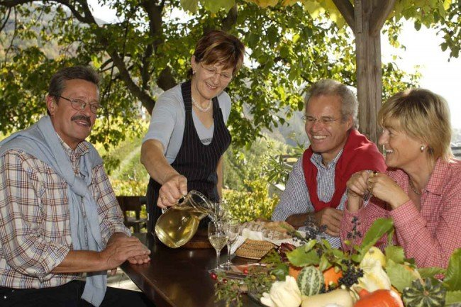Törggelen in Isarco Valley – living traditions in South Tyrol